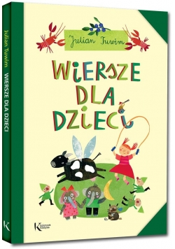 Julian Tuwim - Wiersze dla dzieci KOLOR TW w.2018