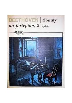 Beethoven Sonaty na fortepian, 2 wybór