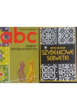ABC robót szydełkowych / Szydełkowe serwetki
