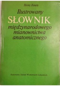 Ilustrowany słownik międzynarodowego mianownictwa anatomicznego