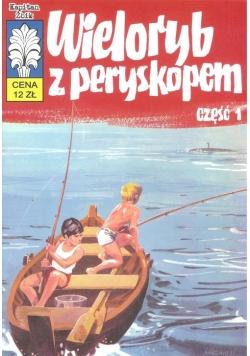 Kapitan Żbik Wieloryb z peryskopem część 1