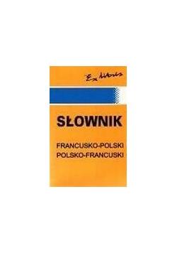 Słownik podr. pol-franc-pol EXLIBRIS