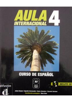 Aula Internacional 4 - Curso de Espanol