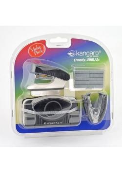 Zestaw Kangaro Trendy-45M/Z4 czarny