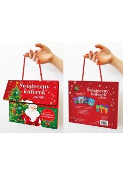 Świąteczny kuferek zabaw