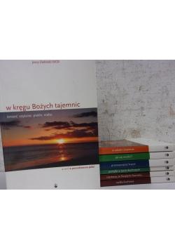 W poszukiwaniu pełni, 7 książek