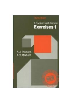 A practical english grammar exercises 1