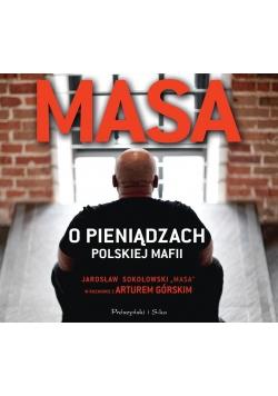 Masa o pieniądzach polskiej mafii audiobook