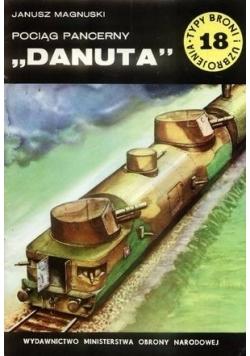 """Pociąg pancerny """"Danuta"""""""