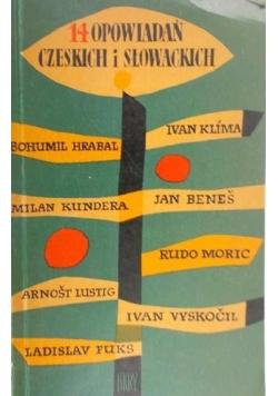 14 opowiadań czeskich i słowackich