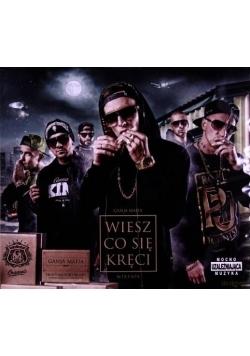 Ganja Mafia: Wiesz Co Się Kręci CD