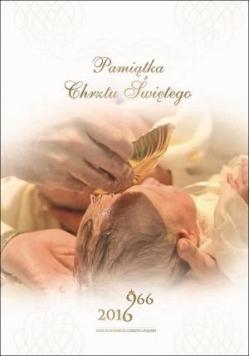 Pamiątka Chrztu Świętego. Wydanie jubileuszowe
