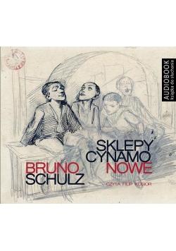 Sklepy cynamonowe.Audiobook