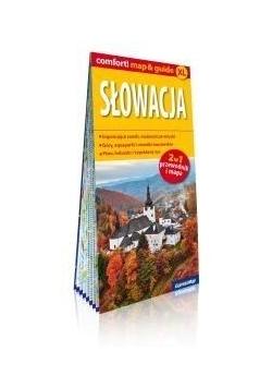 Comfort! map&guide XL Słowacja 2w1 w.2018