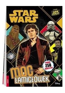 Star Wars. Han Solo - Moc Łamigłówek