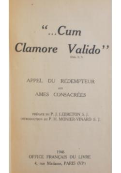 Cum Clamore Valido , 1946 r.