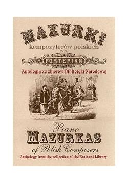 Mazurki kompozytorów polskich na fortepian