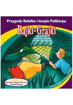 Bajki - Grajki. Przygody Rafałka i karpia ... CD