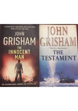 The Innocent man/The testament