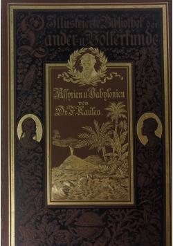Assyrien und Babylonien nach den neuesten Entdeckungen , 1882 r.