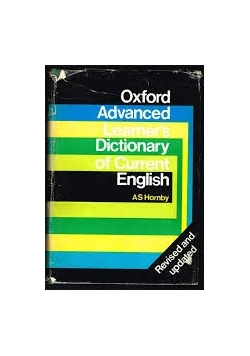 Advanced english dictionary oxford pdf