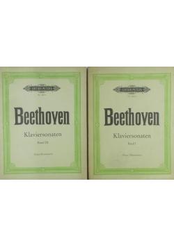 Beethoven, Klaviersonaten, Band I, III