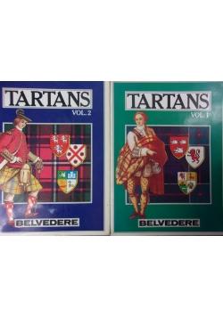 Tartans,Tom I,II