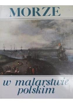Morze w malarstwie polskim