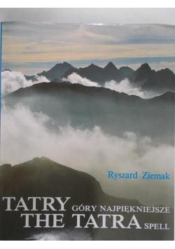 Tatry. Góry najpiękniejsze