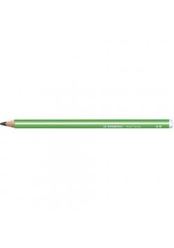 Ołówek Trio Thick HB zielony (12szt) STABILO