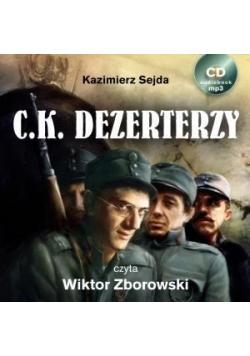 C.K. Dezerterzy CD MP3