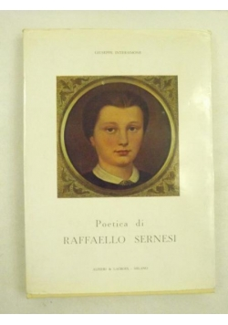 Intersimone Giuseppe - Poetica di Raffaello Sernesi