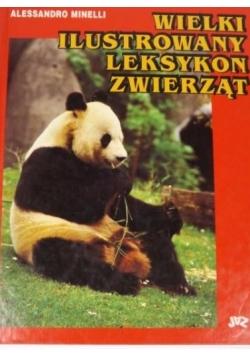 Wielki ilustrowany leksykon zwierząt