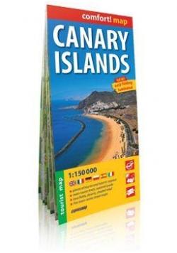 Comfort!map Wyspy Kanaryjskie mapa