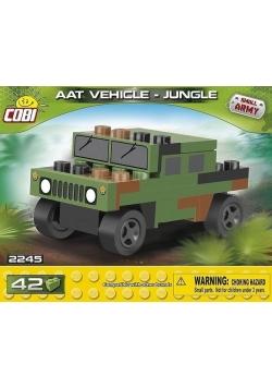 Small Army Nano Tank Humvee Jungle pojazd kołowy