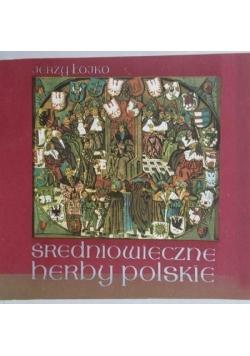 Średniowieczne herby polskie