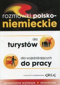 Rozmówki polsko-niemieckie dla turystów wyjeżdżających do pracy