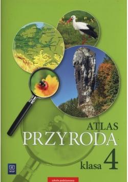 Przyroda 4 Atlas