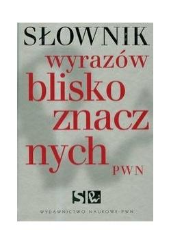 Słownik wyrazów bliskoznacznych PWN + CD