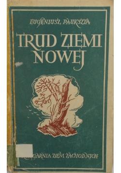 Trud Ziemi Nowej, 1948 r