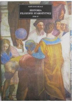 Historia filozofii starożytnej, Tom IV