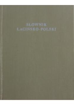Słownik Łacińsko -Polski