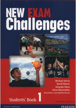New Exam Challenges 1 Student's Book Podręcznik wieloletni + CD