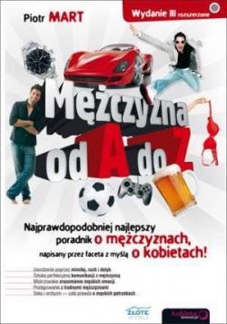 Mężczyzna od A do Z. wyd. 2011