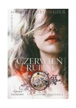 Czerwień Rubinu, t.1,nowa