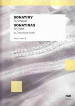 Sonatiny na fortepian 1 PWM