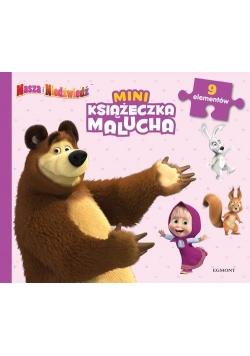 Masza i Niedźwiedź Miniksiążeczka malucha