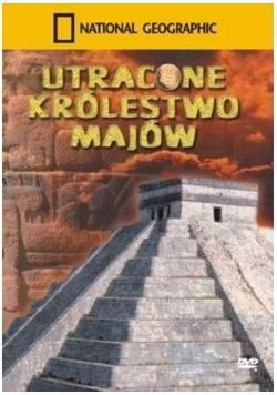 Utracone królestwo Majów, DVD
