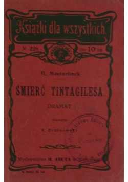 Śmierć Tintagilesa, 1905r.