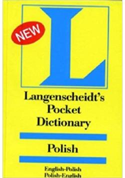 Langenscheidt's pocket dictionary, polish